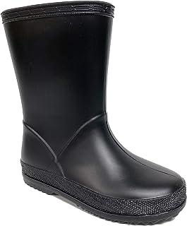 Western Chief 儿童防水 PVC 雨靴,带舒适鞋垫