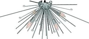 Volume Lighting Alice 系列天花板 银色 V7807-93 需配变压器
