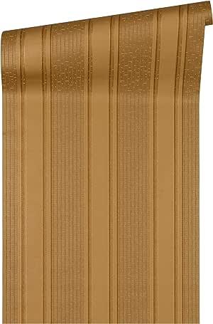 A.S. 创意羊毛壁纸,Versace 2 系列,棕色,962371
