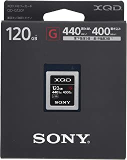 Sony 120GB G Series XQD 内存条