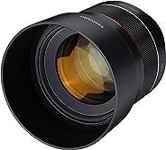 森养85mm F1.4 自动对焦镜头 适用于索尼 FE 摄像机