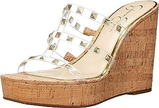 Jessica Simpson 女士 Sourie2 坡跟凉鞋