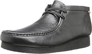 Clarks 男士 Stinson Hi 高帮 马球靴