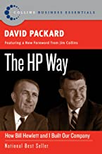 The HP Way: How Bill Hewlett and I Built Our Company (Collins Business Essentials) (English Edition)