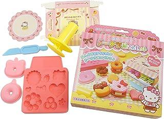 银鸟产业 三丽鸥 小米饭* 按压式 甜甜圈屋套装 Hello Kitty KT-NADOZF