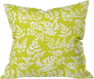 DENY Designs Aimee St Hill Spring 3 Throw Pillow, 20 x 20