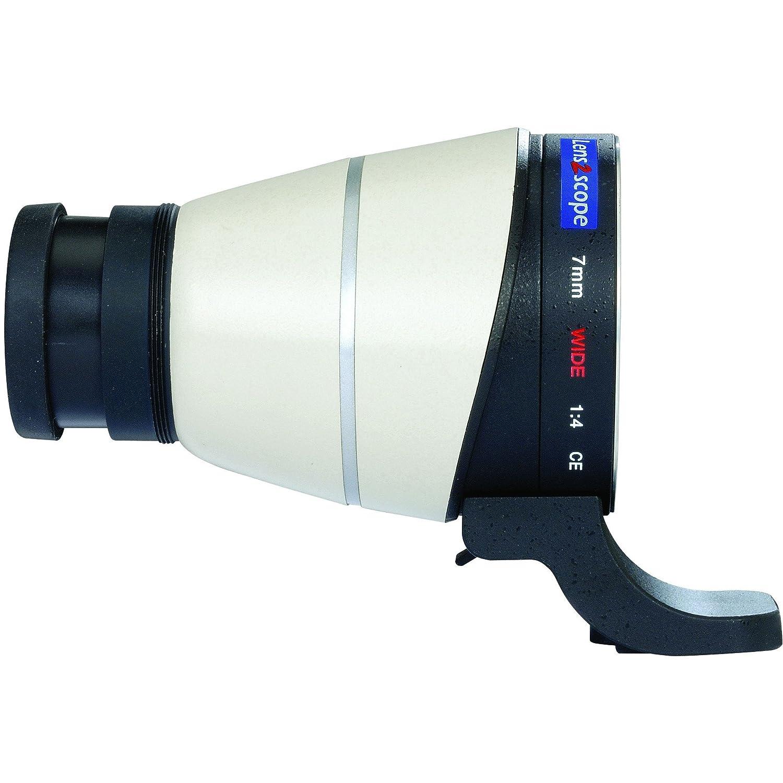 肯高lens2scope 佳能单反镜头望远镜转换器