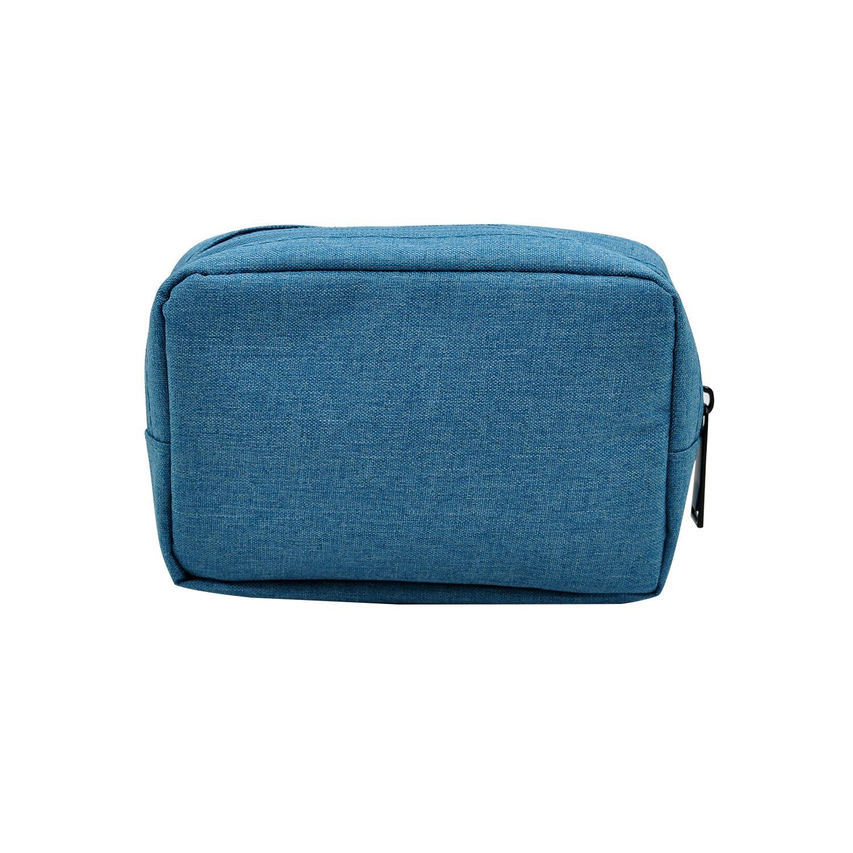 BlueSeaPC周边机器收纳包 收纳小物件 girt小袋 S号 共5种颜色4780-006Blue