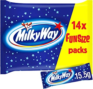 Milky Way Funsize, 227 g - Pack of 16