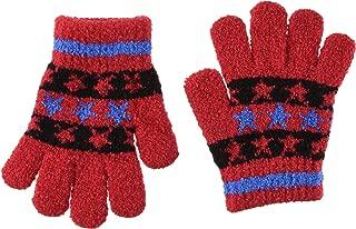 TAKIHIYO 日本制造 棉花糖 手套 333560928 男童 星红色 日本 F (FREE サイズ)