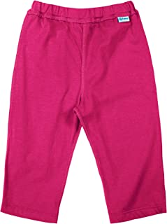 i play。 女宝宝瑜伽裤由*棉制成-桃红色-6个月裤子