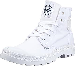 Palladium Unisex - Adults Blanc Hi Shoes 72886-154-M White/white 44 EU