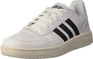 adidas NEO 阿迪达斯运动生活 男 休闲跑步鞋 HOOPS 2.0 DB1085