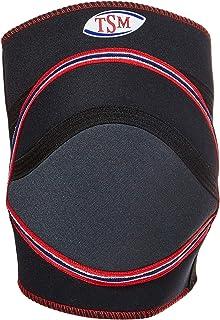 TSM 88 TSM 运动绷带 膝盖绷带 带 带衬垫 Pro 短款 L