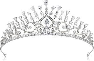 THEFANTASY 蒂亚拉 结婚典礼 婚礼 宴 婚礼 tiara 新娘 发饰 ft9238sr ft9238sr