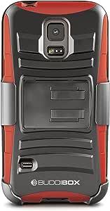 S5 Mini HSERIES 手机壳,BUDDIBOXBUD1011 红色