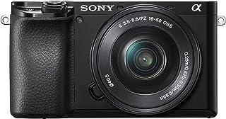 Sony 索尼 Alpha 无反相机ILCE6100L/B  w/ 16-50mm Lens 黑色