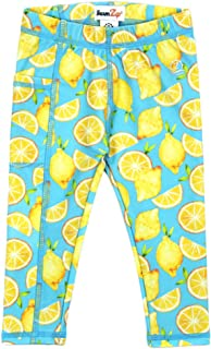 SwimZip 儿童游泳裤 - 女孩和男孩 UPF 50+ 游泳打底裤 - 多色