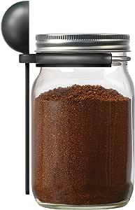 "Jarware 各种款式梅森罐,各种尺码和颜色 Coffee Spoon Clip 6 """