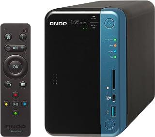 QNAP TS-253B-4G/12TB-IW 2 Bay NAS206094 4GB RAM 12TB Western Digital Red
