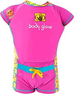 Body Glove 女童游泳潜水服装备