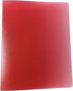 2 环 Binder 893299002028 连接设备 直径 16 毫米 尺寸 A4,浅红色