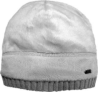 Igloos 女童黄油绒毛无檐小便帽 One Size/Size 7-16 灰色 GH066