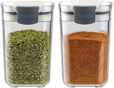 Prepworks by Progressive Flour ProKeeper 专业面粉盒 透明 均码