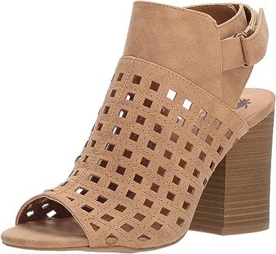 Jellypop Koi 女士高跟凉鞋 沙色 7.5 M US