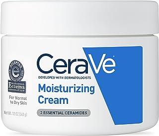 CeraVe Moisturizers, Moisturizing Cream, 12 Ounce