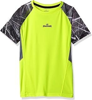 Spalding 男孩核心性能 T 恤