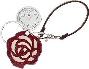 [Fieldwork]Fieldwork 怀表 露佩手表 玫瑰 指针显示 带挂绳 红色 LW035-2