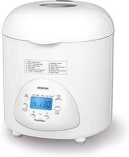Sencor SBR 1031 WH – Breadmaker(580 W,220 – 240 V,50 Hz,27.6 cm,28 cm,32 cm)白色