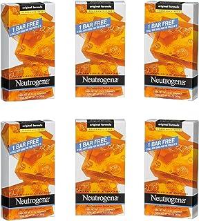 Neutrogena 无瑕疵透明面部清洁棒,每支 3.5 盎司,3 支