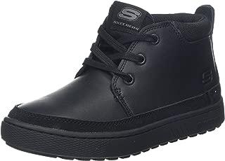 Skechers 94120L 男童直皮靴