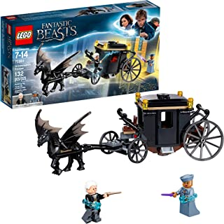 LEGO Harry Potter 哈利波特 Grindelwald Escape 75951 建筑套件(132 块)(7-14岁)