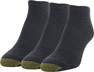Gold Toe 女式超柔软隐形袜,3 双装