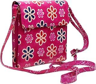 女士真皮斜挎钱包小号斜挎包长款单肩吊带女士钱包和手提包
