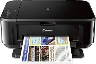 Canon PIXMA MG3620 Wireless All-In-One Color Inkjet Printer with Mobile and Tablet Printing, Black