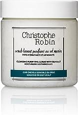 Christophe Robin 海盐舒缓头皮洁净霜 250ml