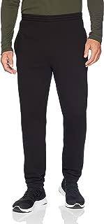 Amazon Essentials 男士训练抓绒裤脚裤
