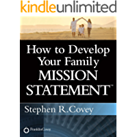 How to Develop Your Family Mission Statement