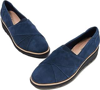 Clarks 其乐 女式 Sharon Form 厚底乐福鞋