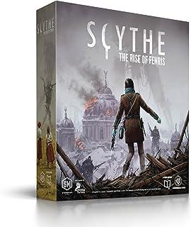 Stonemaier Games STM637 Scythe: The Rise of Fenris,混合颜色
