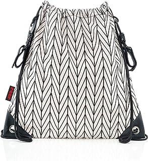 Reer 婴儿车购物袋 Clip&Go Bag,时尚大运动包,防水,婴儿车固定,多色