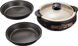 象印 烤盘(热烤盘)3片型 嵌入式 棕色 EP-PX30AM-TA