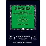 ARCHES 300 gsm 冷压水彩垫 23 x 31 cm 多种颜色
