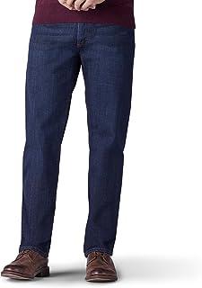 LEE 男式高级弹性牛仔布标准版型 Arlo 30W x 29L