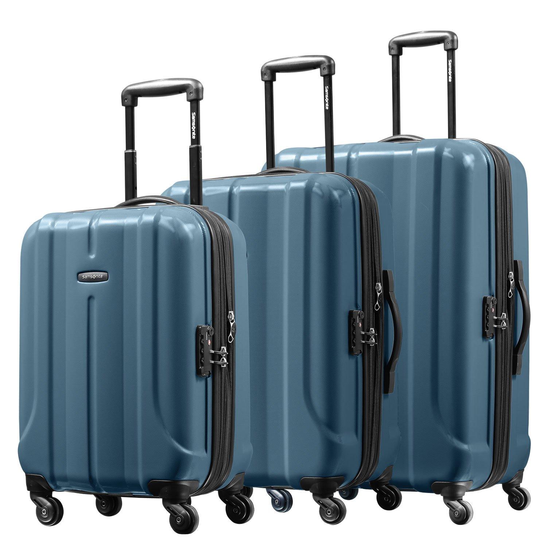 Samsonite 新秀麗 FLOREN系列 可擴展萬向輪拉桿箱20寸+24寸+28寸 三件套