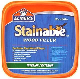 elmer's ' s e887q stainable 木 filler ,92.1gram